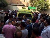 وفاة شاب إثر انقلاب سيارته بطريق دمياط بورسعيد