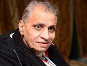 """طالع بظهره.. أحمد السبكى """"ممثل صامت"""" فى فيلمه صاحب المقام (صور)"""