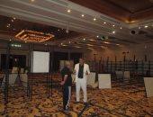 بالصور.. استعدادات قصور الثقافة لمعرض شرم الشيخ للكتاب