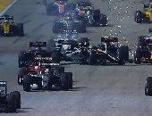 إلغاء سباق الصين للفورمولا 1 بسبب كورونا