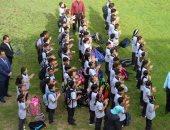 انطلاق العام الدراسى الجديد بعدد من المدارس