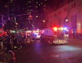 مسئول أمريكى: 29 مصابا حصيلة انفجار نيويورك
