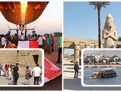 وزير السياحة الأرجنتينى: مصر بلد سياحى من الطراز الأول