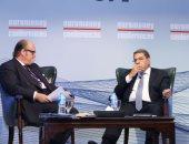 """بالصور.. مدير مؤتمرات """"يورومنى"""" يشيد بخطوات الحكومة المصرية للإصلاح الاقتصادى"""