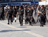 400 شخص حصيلة المعتقلين فى إطار حملة أمنية فى 12 محافظة تركية