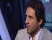"""حسن الرداد لـ""""خالد صلاح"""": أتمنى تقديم فيلم عن بطولات القوات المسلحة"""