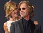"""بالصور.. وصول ويليام ميسى وزوجته فيليستى هوفمان لحفل توزيع جوائز """"الإيمى"""""""