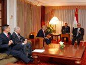 """السيسى يبحث مع """"ترامب"""" مستقبل العلاقات المصرية الأمريكية"""