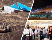 كنيسة السمائيين تقيم قداس لإحياء ذكرى ضحايا الطائرة الروسية بشرم الشيخ