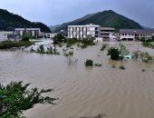 تدمير مئات المنازل مع بدء العاصفة الإستوائية فى بنجلاديش