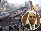 رئيس السكة الحديد يكشف مدى جودة إجراءات السلامة فى القطارات.. ويؤكد: فى 8 شهور لم يقع سوى حادث العياط فقط.. عدد حوادث القطارات لدينا يؤكد سلامة مرفقنا.. وكان لدينا مشاكل فى الصيانة وأنهينا معالجتها