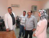 رئيس الإدارة المركزية لإقليم القناة يتفقد قصور الثقافية بجنوب سيناء