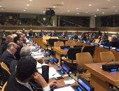 سامح شكرى يلتقى وزراء الخارجية العرب على هامش الجمعية العامة للأمم المتحدة
