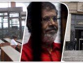 """هل تنقذ """"النقض"""" رقاب """"مرسى"""" وإخوانه من """"المشنقة""""؟.. النيابة توصى بإلغاء عقوبة الإعدام والسجن الصادرة ضدهم فى """"اقتحام السجون"""".. والدفاع يقدم 25 سببا لإعادة محاكمتهم مرة أخرى.. والتأجيل لجلسة 15 نوفمبر"""