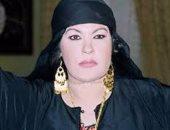 فيفى عبده تعتذر لأسرة الفنان أحمد راتب عن عدم حضور العزاء