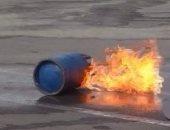 المعمل الجنائى يعد تقريرا حول انفجار أسطوانة بوتاجاز فى العياط