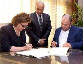"""ماسبيرو يوقع عقد إنتاج وبث مع شركة برزينتيشن لـ""""الدورى الممتاز  أ"""""""