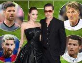 ماذا لو امتلك براد بيت وأنجلينا نادٍ لكرة القدم؟