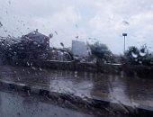 """سقوط أمطار مصحوبة بعواصف ورياح شديدة على """"الفرافرة"""" فى الوادى الجديد"""