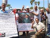 بالفيديو والصور.. مواطنون أمام القائد إبراهيم يطالبون بتشديد الرقابة على الأسواق