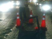 المرور: وضع علامات إرشادية لقائدى السيارات بالشوارع المؤدية لميدان الأوبرا