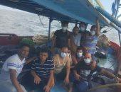 الداخلية: سقوط 25 من كبار سماسرة الهجرة غير الشرعية بالمحافظات الساحلية