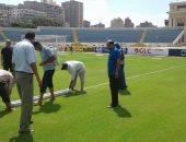 استاد الإسكندرية يستضيف مباراتين بدور الـ16 فى أمم أفريقيا