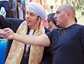 """مصطفى شعبان ومجدى الهوارى يفكران فى تقديم مسلسل """"الزوجة الخامسة"""""""