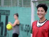 ماريا سيلو.. لاجئة سورية تعثر على حلم كرة القدم بالنمسا