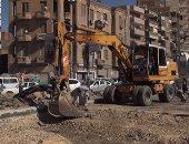 بالفيديو.. محافظ السويس: افتتاح شارع الجيش 24 أكتوبر وأوعد السوايسة بمفاجآت