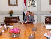 السيسى يوجه بتكثيف الحملات الأمنية والرقابية لمنع التلاعب بالأسعار