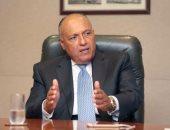 وزير الخارجية يلتقى اليوم عضو المجلس الرئاسى الليبى فتحى المجبرى