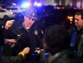 شرطى أمريكى يسلم نفسه لاتهامه بقتل مراهق أسود بالرصاص