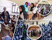 """تعليم الجيزة تطلق مبادرة """"متميزة يا جيزة فى حبك يا مصر"""" للنهوض بالمدارس"""