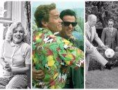 """تعرف على الجانب الأخر من حياة المشاهير.. """"مارلين مونرو"""" والرئيس """"فورد"""" أبرزهم"""