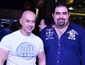 """المنتجان ياسر سليم وتامر مرسى يتشاركان فى مسلسل """"الكبريت الأحمر"""""""