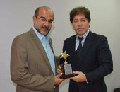 اتحاد الكرة يرفض استقالة عامر حسين