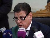 """دفاع متهمى """"اقتحام السجون"""" يطلب ضم شهادة اللواء عمر سليمان حول الأحداث"""