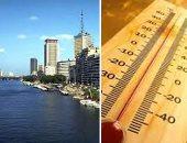 الأرصاد:طقس اليوم مائل للحرارة على الوجه البحرى.. والعظمى بالقاهرة 35 درجة