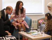 عمة الطفل السورى إيلان تطالب الأمير وليام باستقبال بلاده لمزيد من اللاجئين