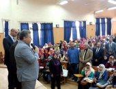 اجتماع مجلس قيادات جامعة بنها يقرر تجديد المبنى الأثرى