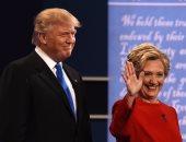 إحصاء:84 مليونا شاهدوا مناظرة كلينتون ترامب على شاشات التلفزيون الأمريكية