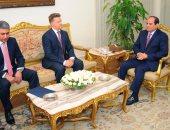 وزير النقل الروسى للسيسي: توجيهات من بوتين لاستئناف رحلات الطيران لمصر