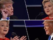 """أخطر 10 تصريحات لـ""""ترامب وكلينتون """" فى المناظرة الكبرى"""