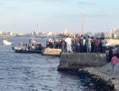 القبض على المتهم الرئيسى بواقعة غرق مركب الهجرة غير الشرعية فى رشيد