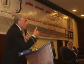 بالصور.. محافظ جنوب سيناء يشارك فى معسكر المؤتمر الوطنى لشباب مصر