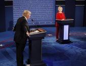 مناظرة هيلارى كلينتون ودونالد ترامب تكسر الأرقام القياسية على الانترنت