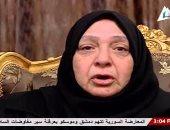 """والدة شهيد باكية: """"أقسم بالله اللى يتكلم عن مصالحة مع الإخوان هموت ابنه"""""""