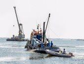293 سفينة تعبر قناة السويس بحمولة 15.3 مليون طن فى ستة أيام