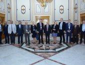 وزير الإنتاج الحربى: نرحب بالتعاون مع كبرى الشركات الفنلندية المتخصصة